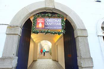 Local Craft Fair Ends 2016 on a High
