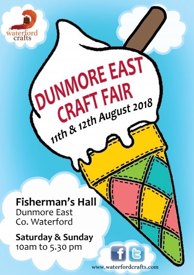Waterford Crafts Summer Craft Fair, Dunmore East Waterford