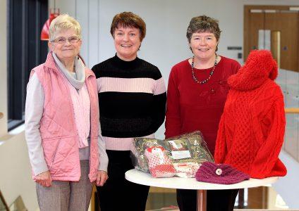 Ita Dalton Knitwear, Mary Guinam Knitwear, Mary O'Neill Textiles