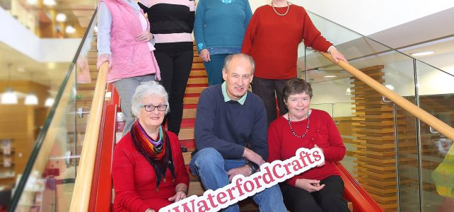 Waterford Crafts Christmas Craft Fair Launch