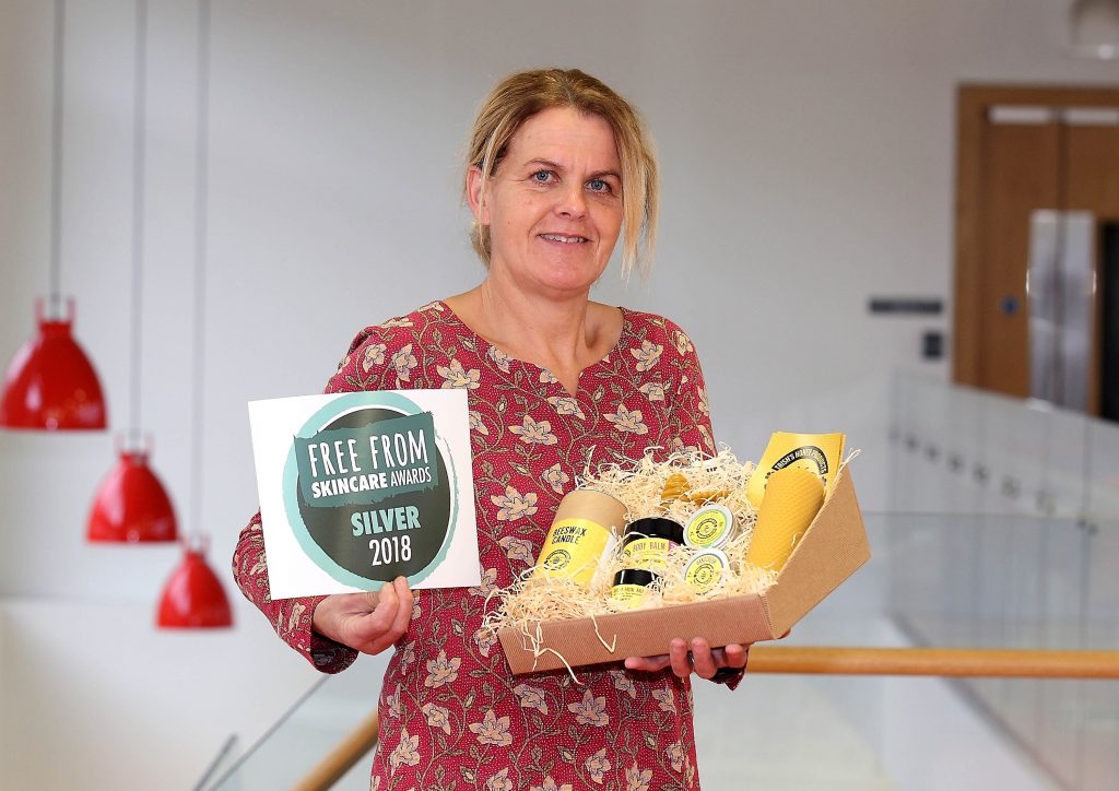 Patricia O'Neill from Trish's Honey Products